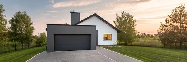 construire un garage prix