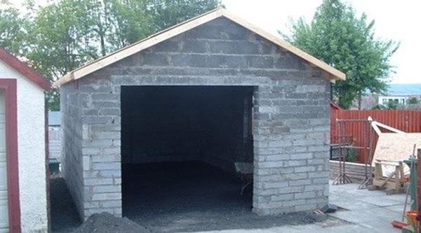 prix garage bois 20m2