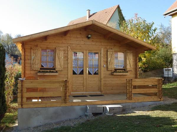 prix maison en bois clé en main Aquitaine