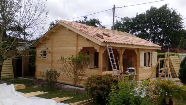 combien coute une maison en bois clé en main