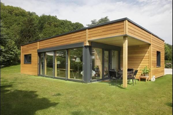maison en bois habitable clef en main
