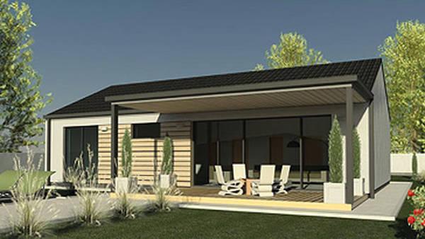 maison bois 60m2 prix