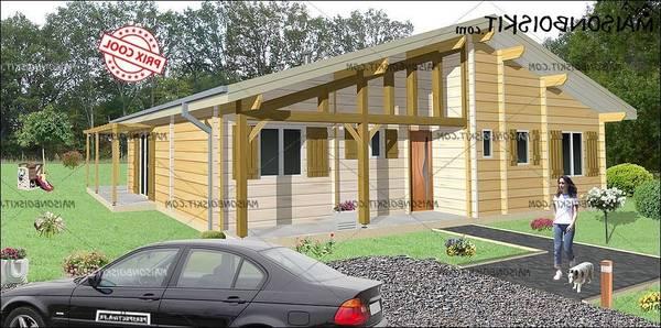 maison ossature bois prix m2
