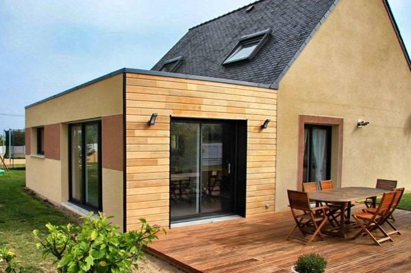 extension maison plain pied