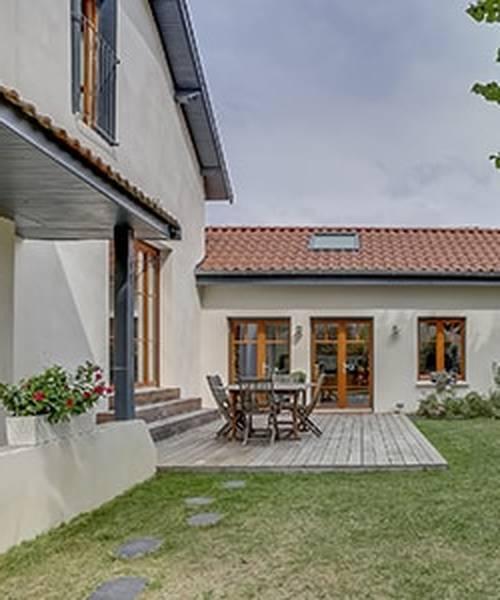 prix agrandissement de maison par extension
