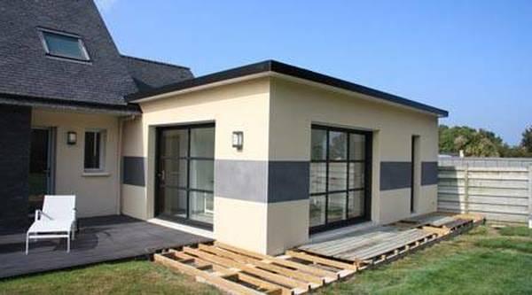 extension maison Lorient