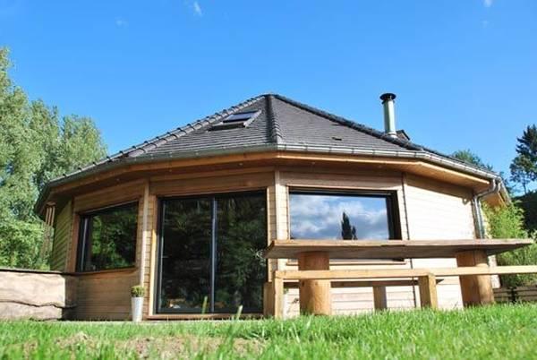 prix surface maison en bois