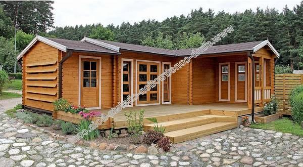 maison bois prix tout compris