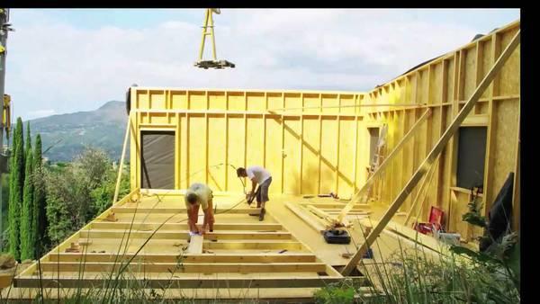 extension maison bois prix m2